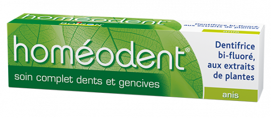 Homéodent soin complet dents et gencives anis